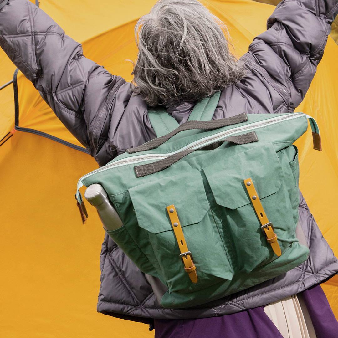 Ally Capellino SS21 Backpacks