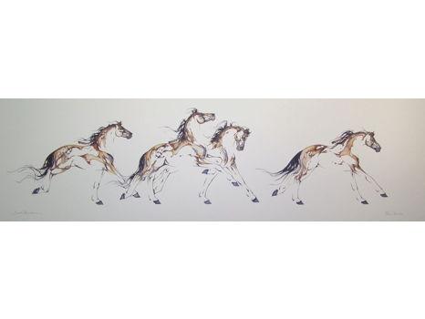 Prairie Dance II Painting