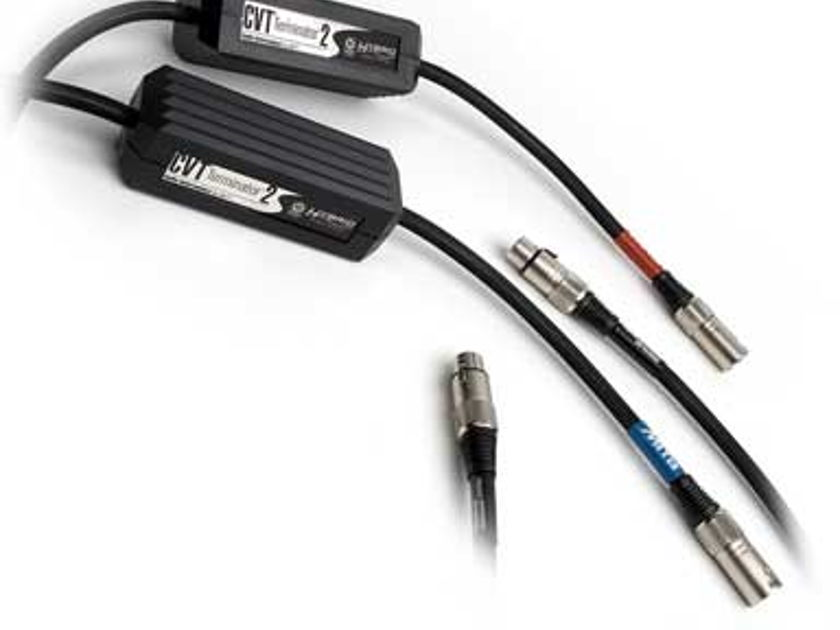 MIT CVT2 Proline xlr 1m pr.  New- in-Box, 14TH ANNIVERSARY SALE! HALF PRICE.  WARRANTY