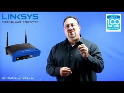 Linksys WRT1900ACS vs Linksys EA6350 detailed comparison as