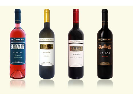 Case of Artisanal Organic Wines from Sicily