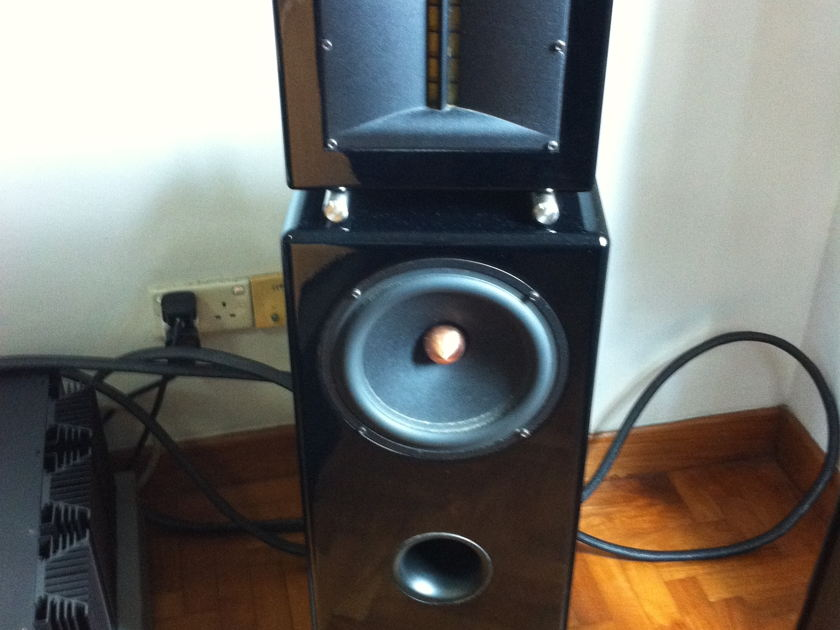 Ascendo  ZF-3 Full Range Speakers