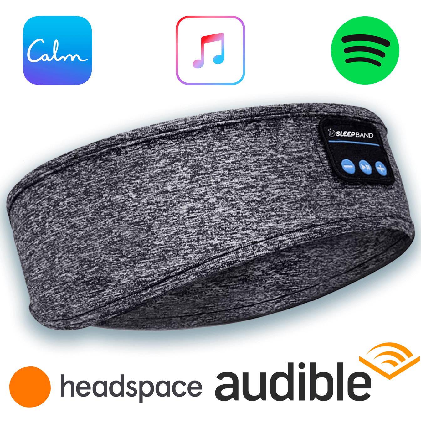 Meditation headphones, ASMR Headphones, Sleeping Headphones