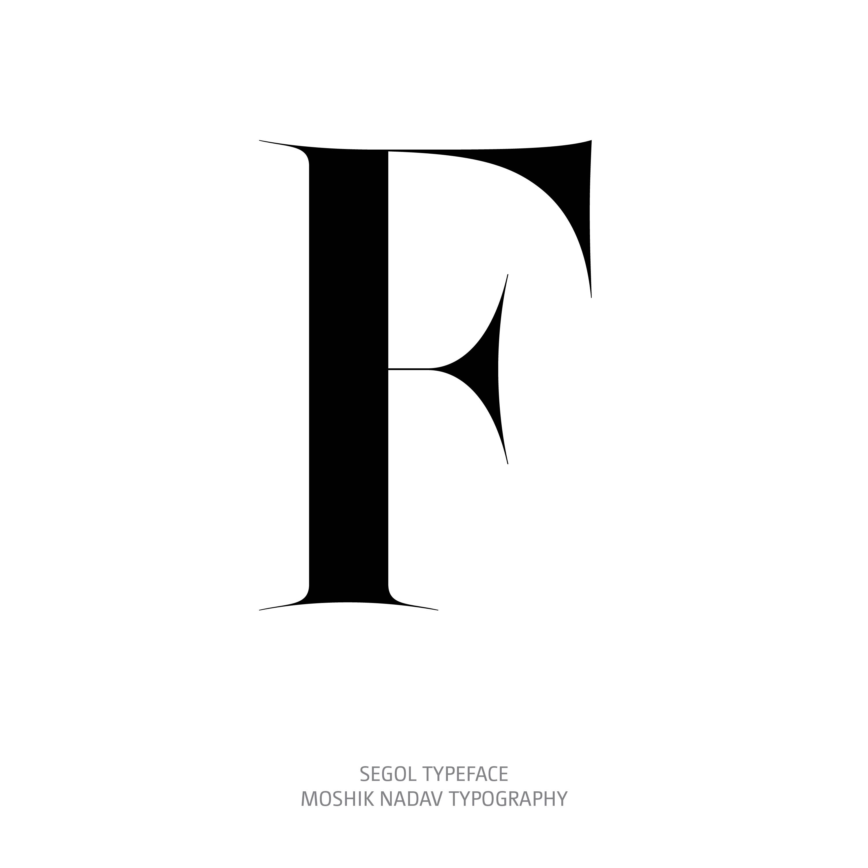 Segol Typeface F The Ultimate Font For Fashion Typography and sexy logos