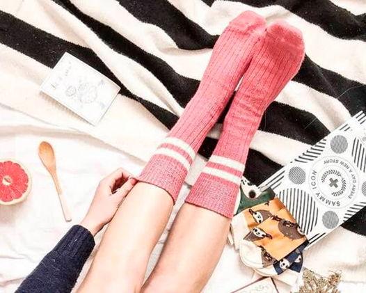 Шерстяные носки Sammy Icon Wool - Scandes