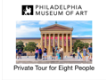 Philadelphia Museum of Art Private Tour for Eight