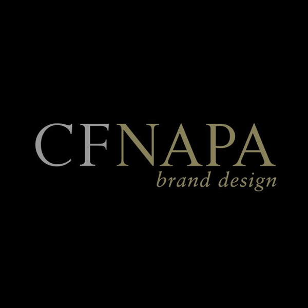 CF Napa Brand Design logo