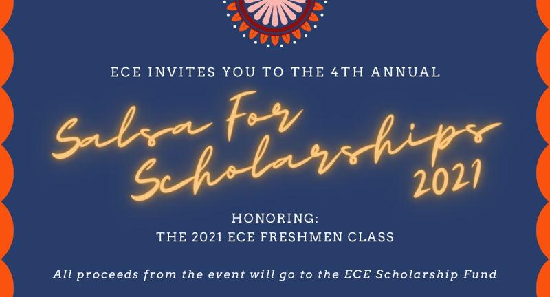 Salsa For Scholarships