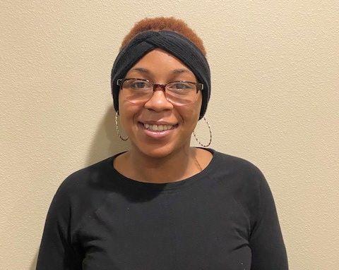 Ms. Christina Greenidge , Support Staff