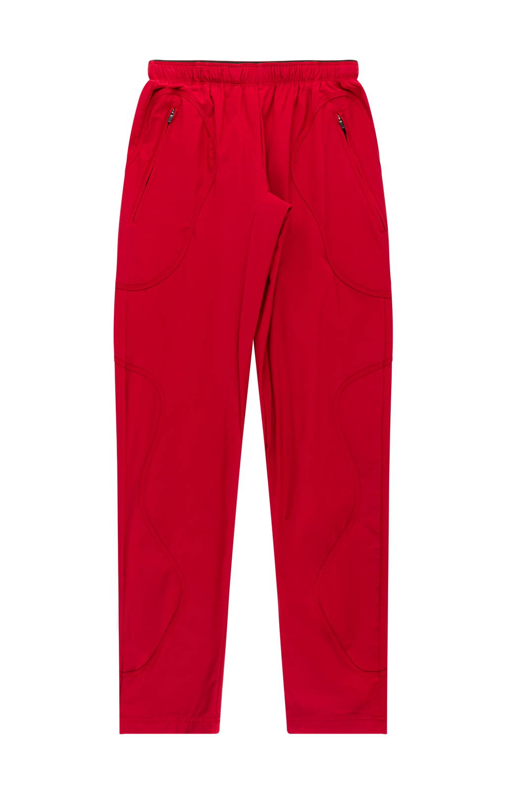 WILD - METICULOUS CRAFTSMANSHIP, BEAUTIFUL UTILITY TRAVEL PANT VOLCANO RED