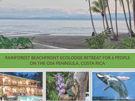 ​Escape to Costa Rica!