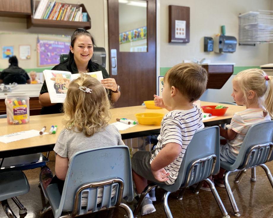 Ms. Cummings , Preschool Teacher