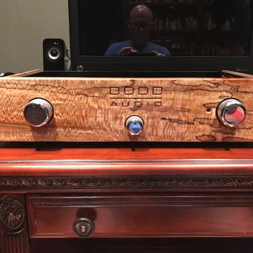 Dodd Battery Powered Tube Preamp