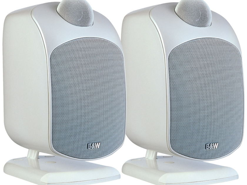 B&W LM-1 compact speakers