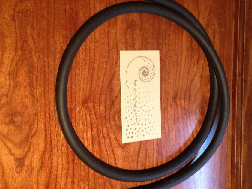 Cardas Golden Reference Power Cable 15 Amp - 6 foot