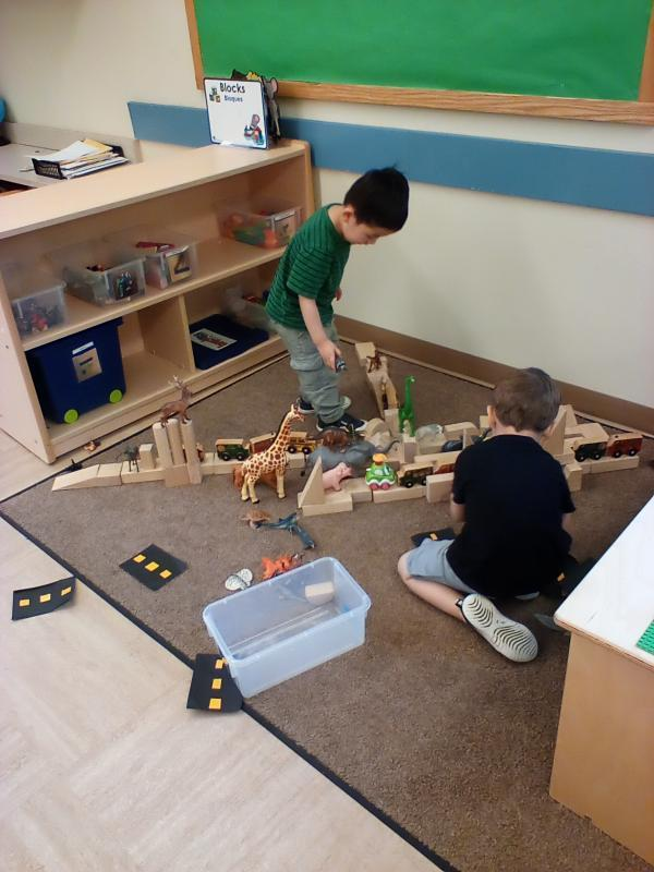 Working Together to Build