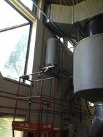Energenics Dry Lint Filter w/Blower