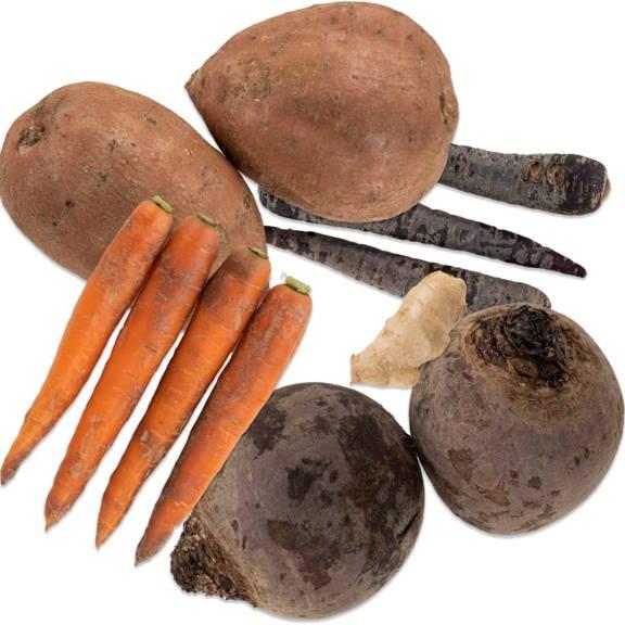 Gemüse Obst Smoothie