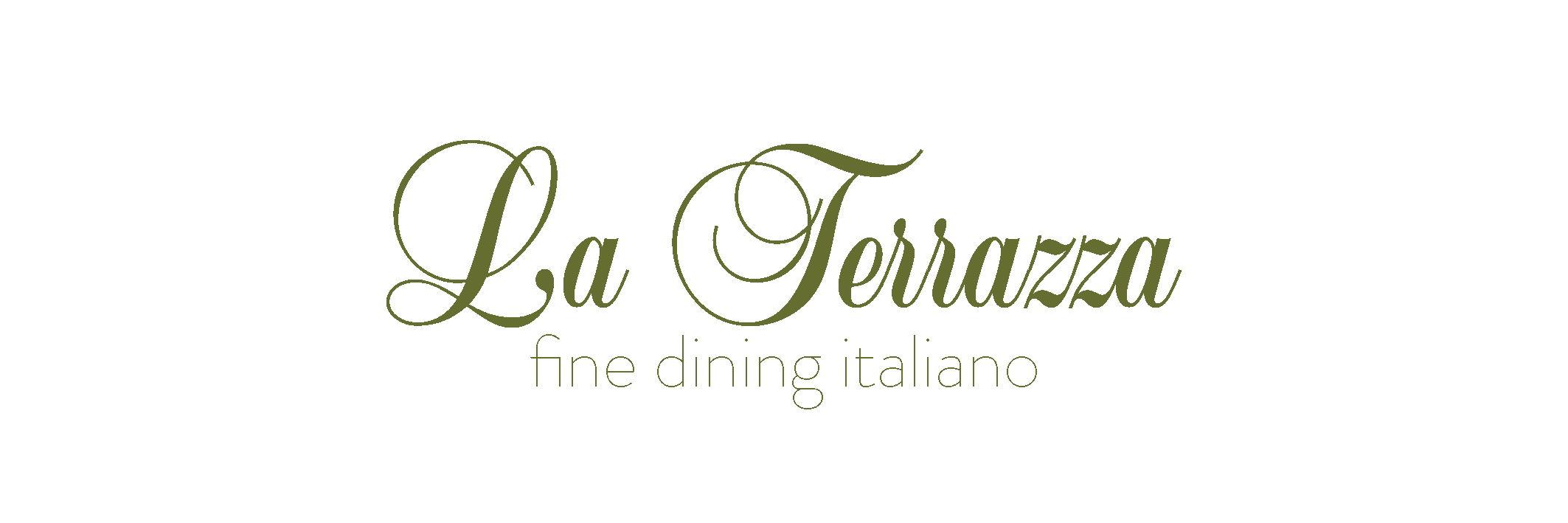Logo - La Terrazza -SEE YOU IN 2022