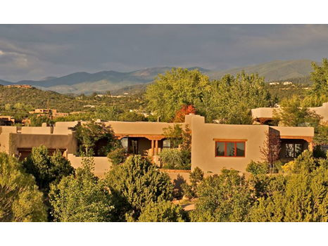 Sunset House on Tano Trail - One Week Vacation in Santa Fe