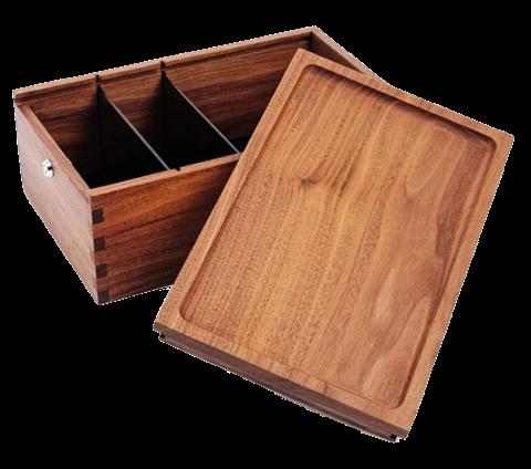Basic Weed Smoking Accessories - Locking Stash Box - Dankstop