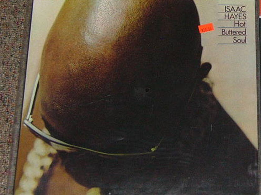 Mfsl Isaac Hayes - Hot Buttered Soul sealed, out of print, rare