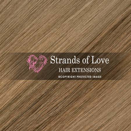 Strands Of Love Hair Extensions Colour Camo Brown