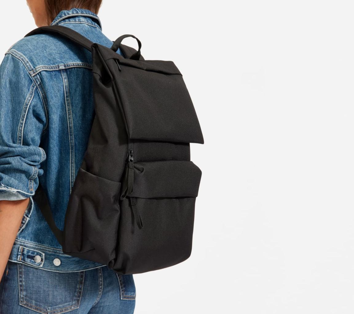 Everlane ReNew Transit Backpack