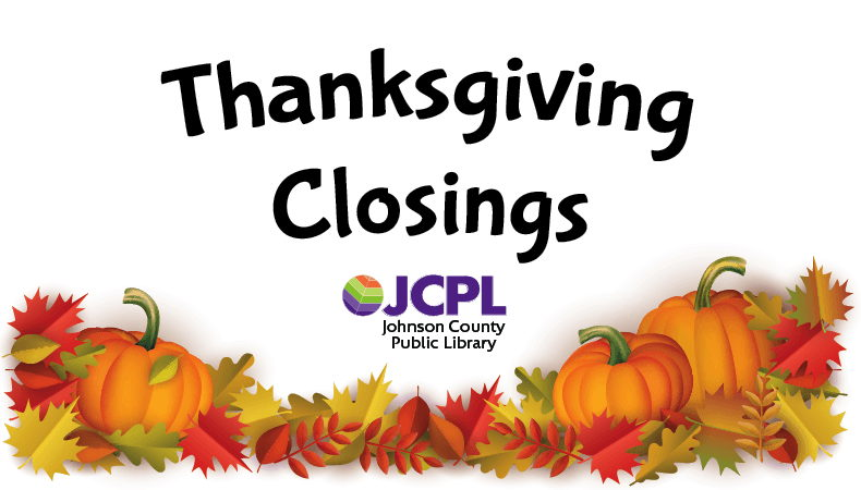 JCPL closed on Thanksgiving Day
