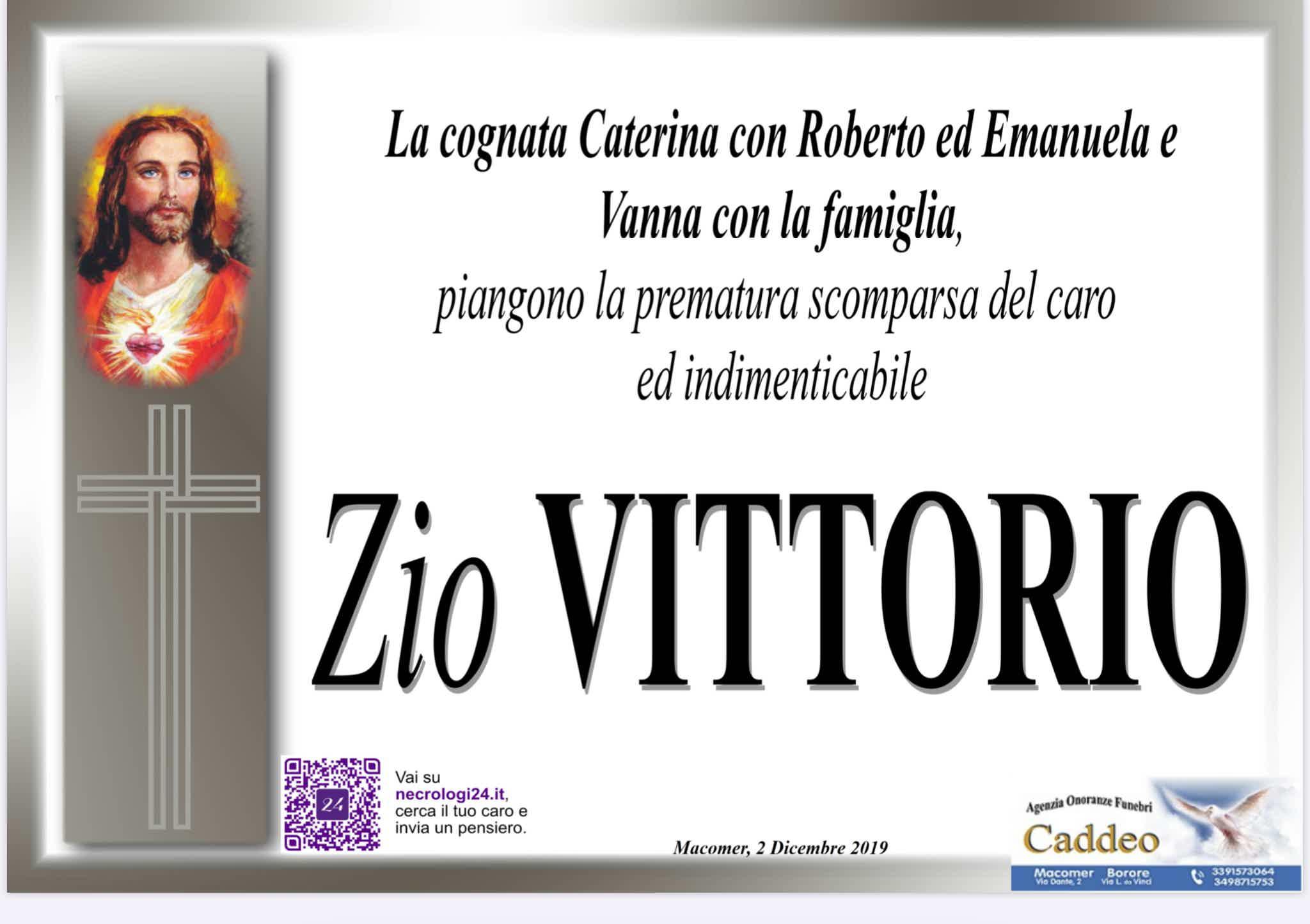 Zio Vittorio