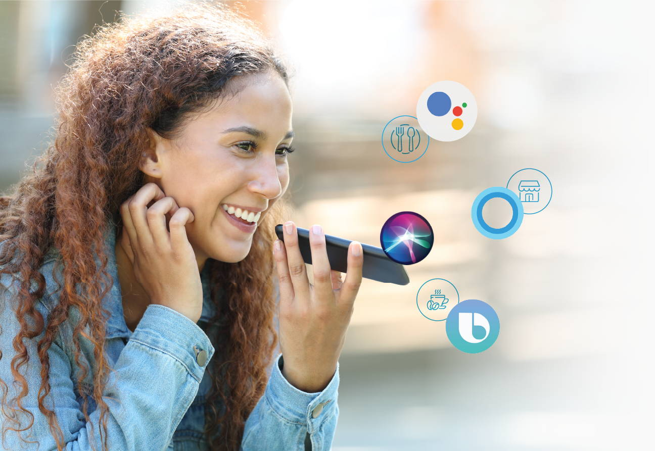 List your business on voice search
