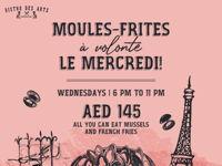 صورة MOULES-FRITES à  VOLENTE LE MERCEDI!