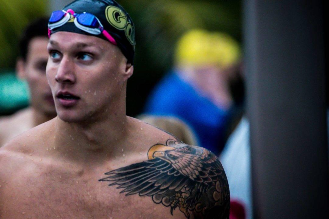 Caeleb Dressel International Swimming League