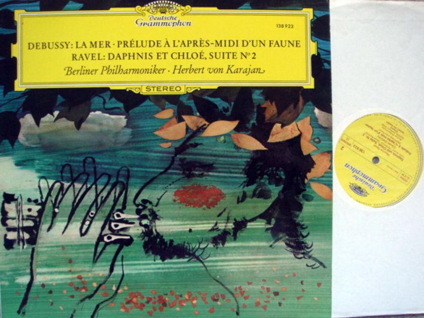 DG / KARAJAN-BPO, - Debussy La Mer, NM!