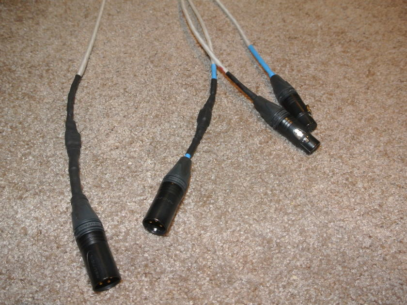 Signal Cable Analog : Signal cable inc analog int interconnects audiogon