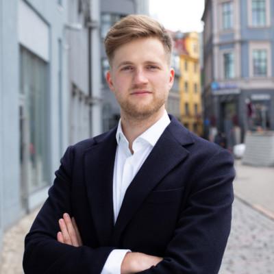 Martins Kozlovskis, Freelance .NET developer