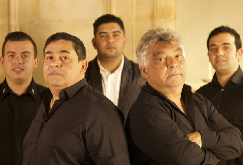 The Gipsy Kings  featuring Nicolas Reyes  and Tonino Baliardo  Las Cafeteras artwork