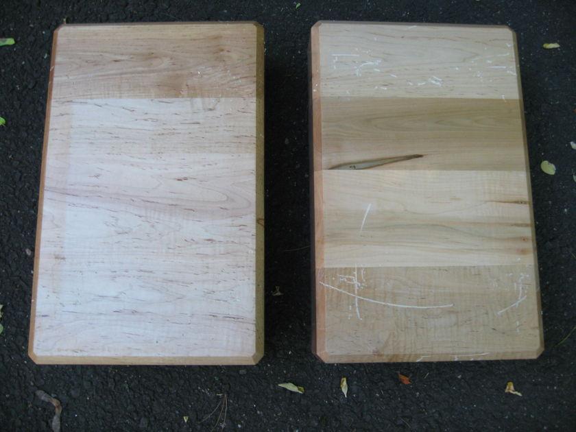 Mapleshade Maple Speaker Plinths