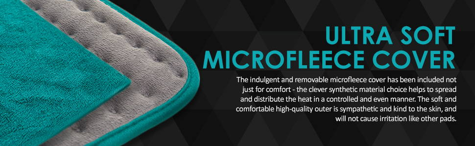 Ultra-soft Microfleece Cover