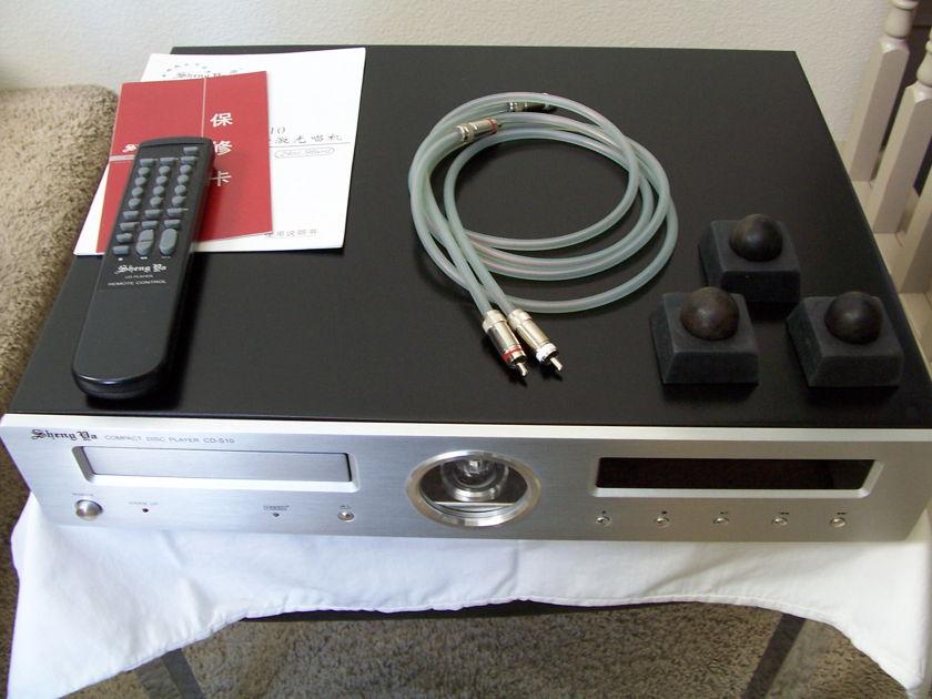 ShengYa CD-S10 Tube Output
