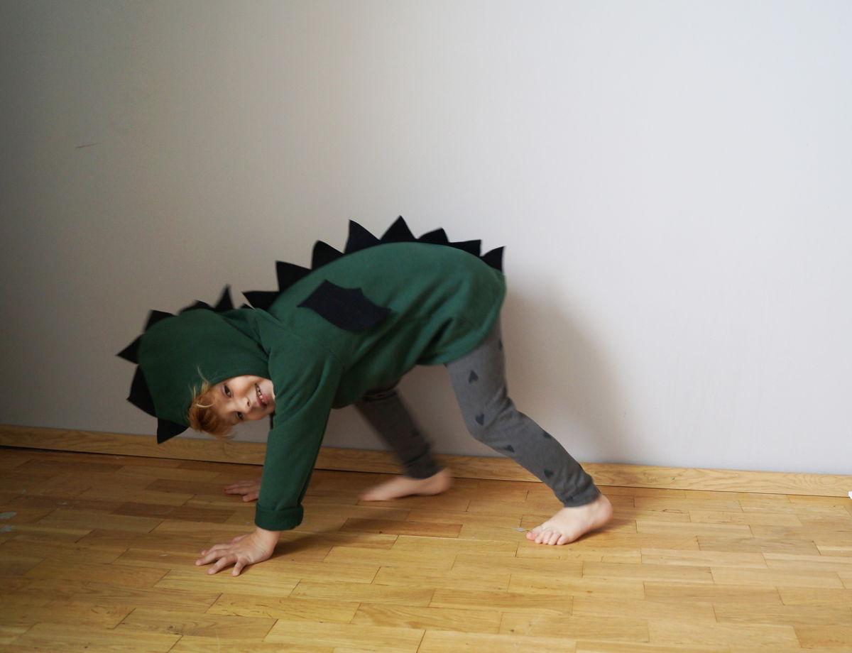 """Худи """"Зеленый дракон"""""""