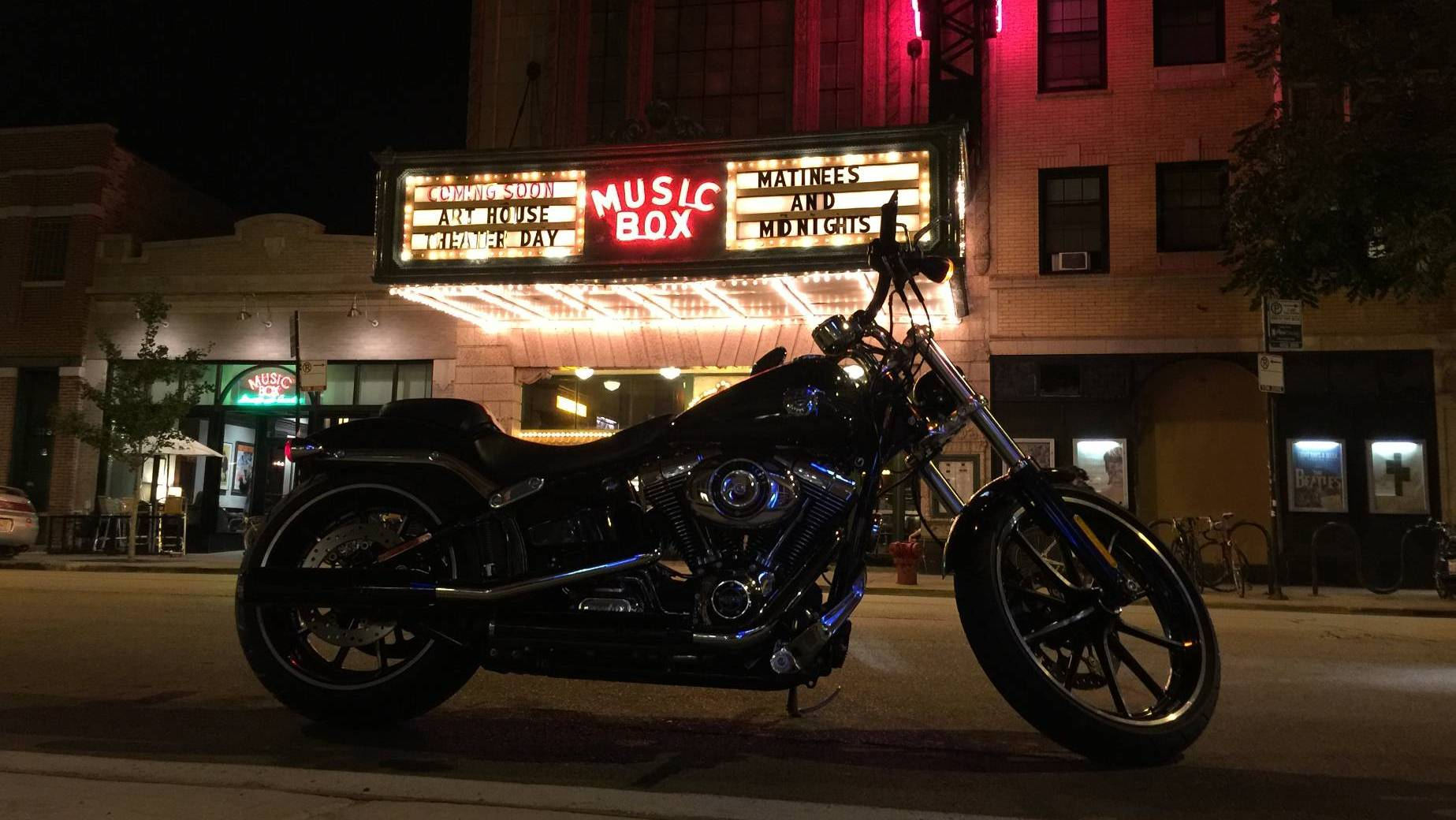 Riders Share: Harley-Davidson Softail Breakout for rent ...