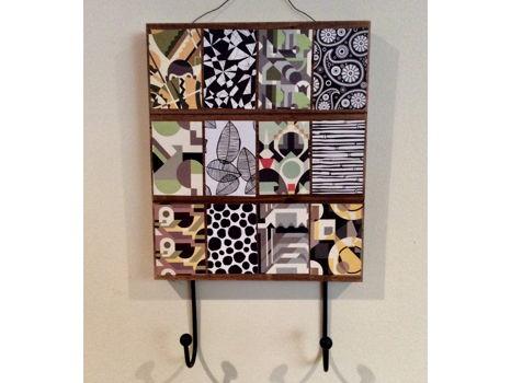 Decorative Key or Towel Hooks