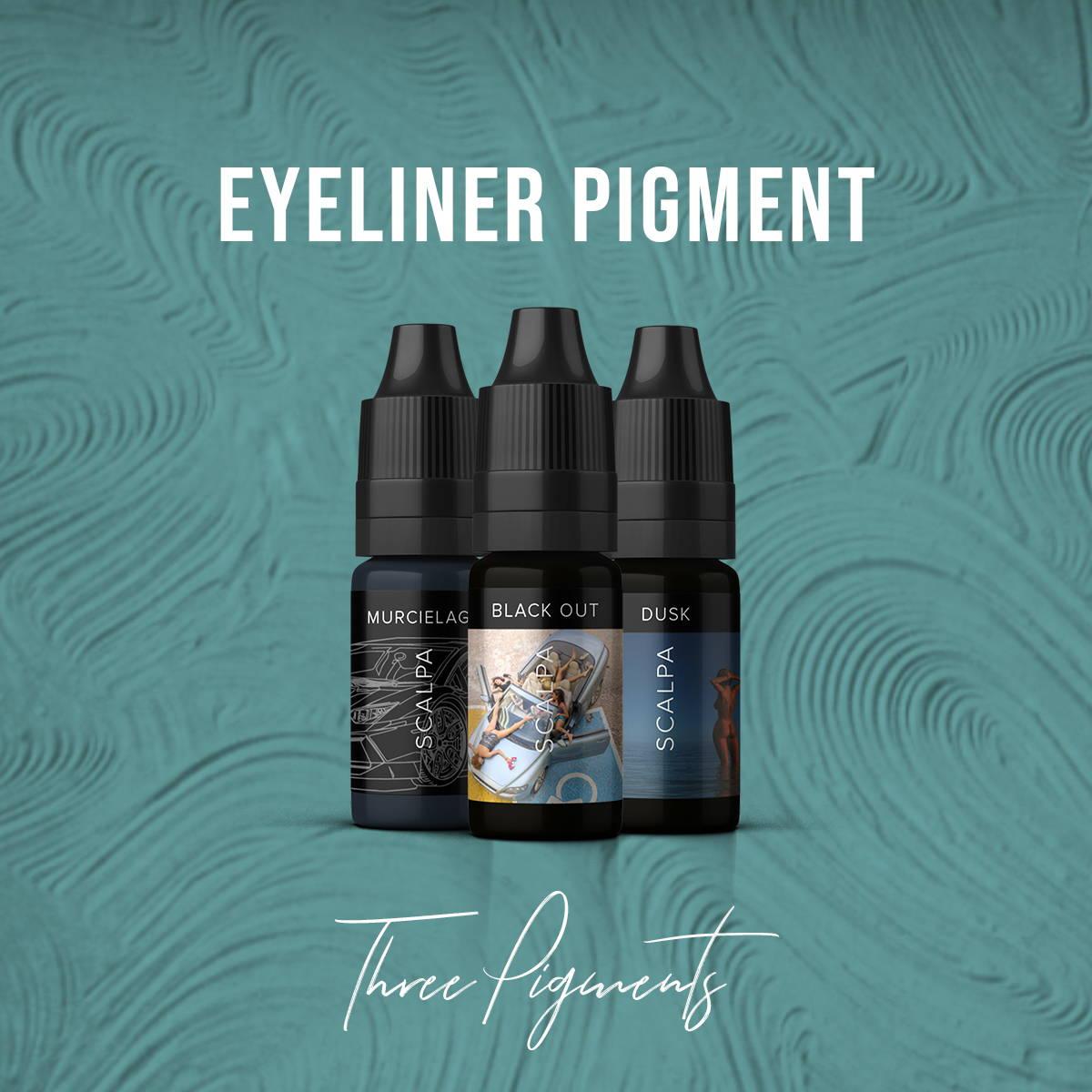 permanent makeup eyeliner pigment
