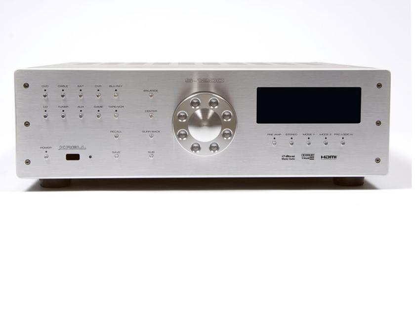 Krell S-1200u 3D Home Theater Processor NEW (7265)