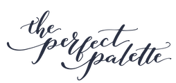 Perfect palette logo