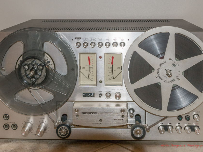 Pioneer RT-707 Stereo tape deck- MAKE ME AN OFFER!