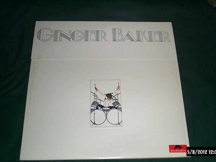 Ginger Baker - At His Best 2 lp polydor 1972 nm