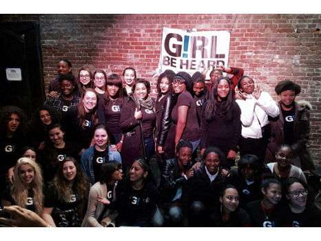 $2,500- Give a year of our GIRL POWER program!