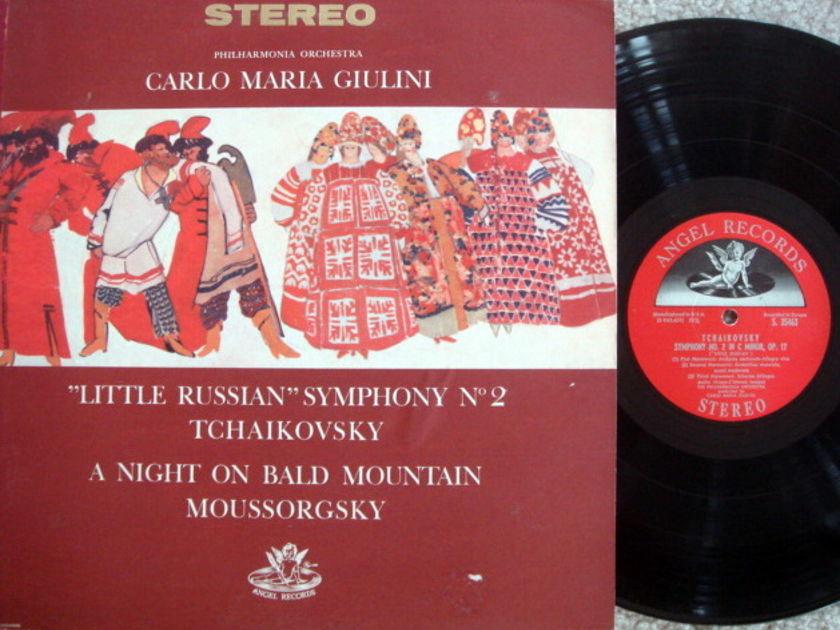 EMI Angel Semi-Circle / GUILINI, - Tchaikovsky Symphony No.2,  NM-!